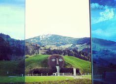 The Giant at Kristallwelten, Wattens, Austria