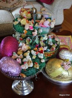Vintage Easter from Magpie Ethel
