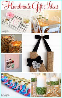 10 Handmade Gift Ideas