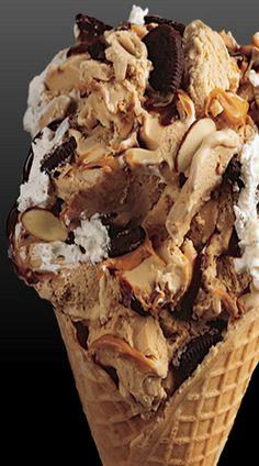 decadent ice cream