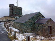 Cabot Tower, St John's