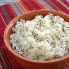 Santa fe lime rice from the food nanny