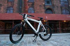 Grace One City e-motorbike review -- Engadget