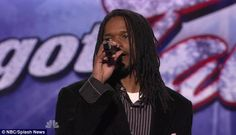 Landau Murphy, Jr.  America's Got Talent.  One of my very good childhood friend's husband.  He is amazing and deserves your vote!