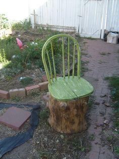 garden chair