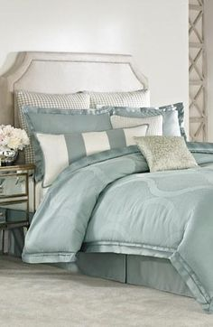 Stunning bedroom.