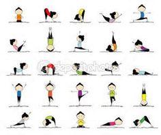 Yoga Poses For Kids Printable