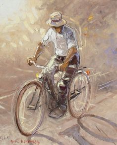 by Andre Deymonaz #cycling