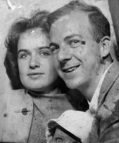 Marina Oswald (Marina Nikolayevna Prusakova) and Lee Harvey Oswald