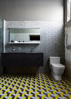 bath / Dwell Pattern