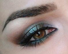makeup geek, sea storm, idea galleri