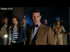 Doctor Who Season 7 trailer