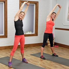 Apartment Workout | 10-Minute Video workout video