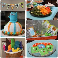 ugly doll party