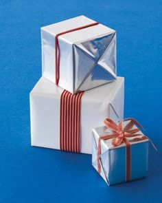 "See the ""Potato-Chip Bag Gift Wrap"" in our Quick Gift Wrap Ideas gallery"