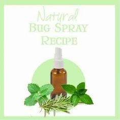 I can't decide which I hate more - mosquitoes or insect repellent. I haven't had any luck with the 'natural' repellents I've purchased - maybe the key is to make my own!
