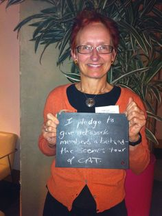 Sally Carr from the Centre for Alternative Technology in Wales pledges to give Network Members a behind-the-scenes tour! #Fit4future