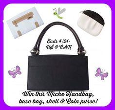 Miche Fashion Handbags Prize Pack Giveaway