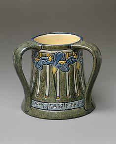 Mug - Newcomb Pottery.
