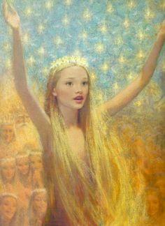 christians, magic, fantasi, art, sea, christian birmingham, the little mermaid, fairi tale, illustr