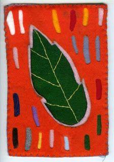 mrspicasso's art room: textiles