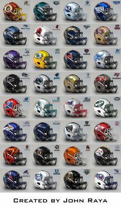 Star Wars + National Football League = this poster by John Raya