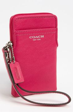 COACH 'Legacy' Universal Phone Case | Nordstrom