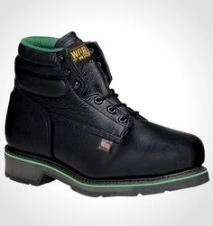 """Men's 6"""" Sport Boot Safety Toe  Price: $145.00  Safety Toe  Static Dissapative  Slip Resisting  Made in the USA CLICK IMAGE TO BUY NOW"""