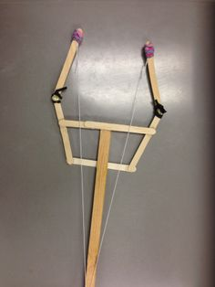 Helping Hand Challenge - engineering project for students encourages them to create a tool for grabbing items.