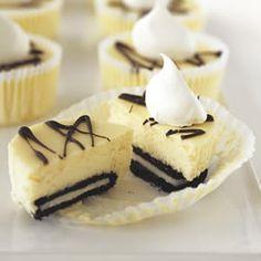 OREO Mini PHILLY Cheesecakes Allrecipes.com
