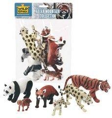 wild republ, baby pandas, animals, mountains, toy, asian mountain, game, polybag asian, republ polybag
