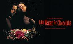 film, water, como agua, chocolates, food, book, para chocol, favorit movi, agua para