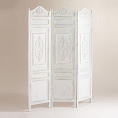 One of my favorite discoveries at WorldMarket.com: Victorian Screen
