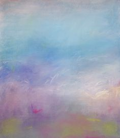 "Saatchi Online Artist: Maria Mann; Mixed Media, Painting ""ANTICIPATED"""