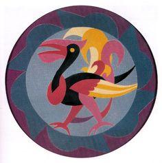 Pellicano paradiso, 1923 by F. Depero