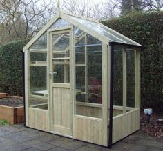 Swallow Kingfisher 6x4 Wooden Greenhouse + FREE INSTALLATION £1310.00  http://www.greenhousestores.co.uk/Swallow-Kingfisher-6x4-Wooden-Greenhouse.htm