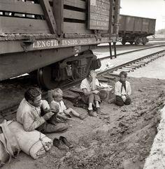 Migrant Family.