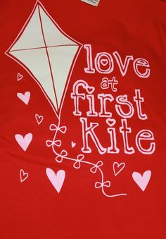 love at first kite