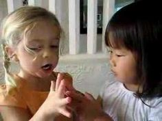 """This is hilarious.  """"NO, I'M 2!"""""""