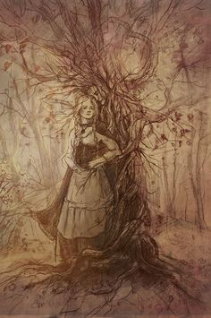 tree lover by kakao-bean.deviantart.com on @deviantART