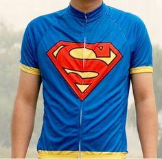 Superman Cycling Jersey
