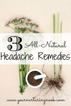 Natural Headache rem
