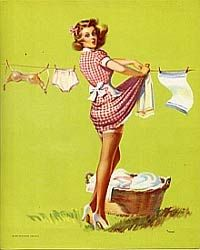 vintage clothing care tips