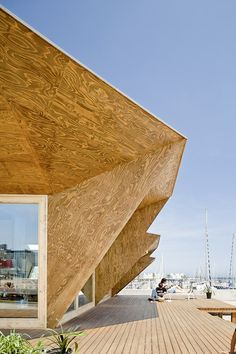 endesa pavilion by IACC