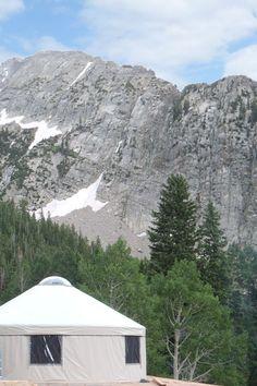 Yurts On Pinterest Yurts Yurt Interior And Camping