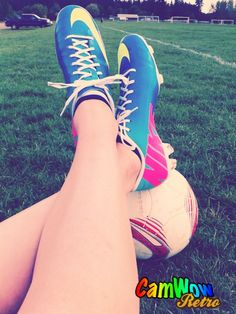 Soccer cleats nike! I am getting the same ones.