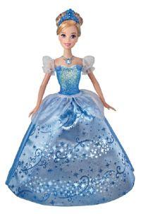Spotlight VIDEO Review: Disney Princess Cinderella Swirling Lights Doll