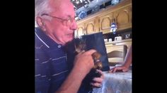 Awesome response when grandpa gets a puppy after losing wife of 63 years