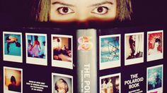 The Polaroid Book weird book, awesom photographi, art, tabl book, nice book, coffee table books, polaroid book