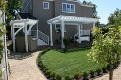 like the plan for the 2 post pergola